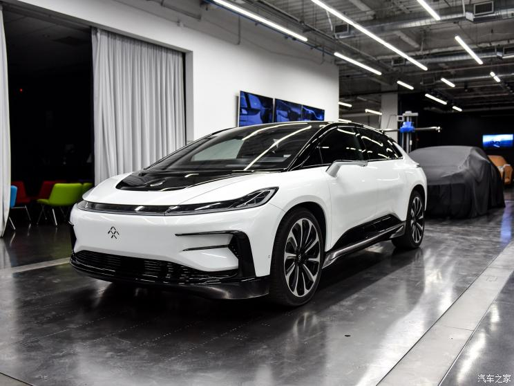 Faraday Future FF 91 2020款 基本型